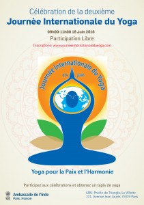 Journée internationale du yoga 2016