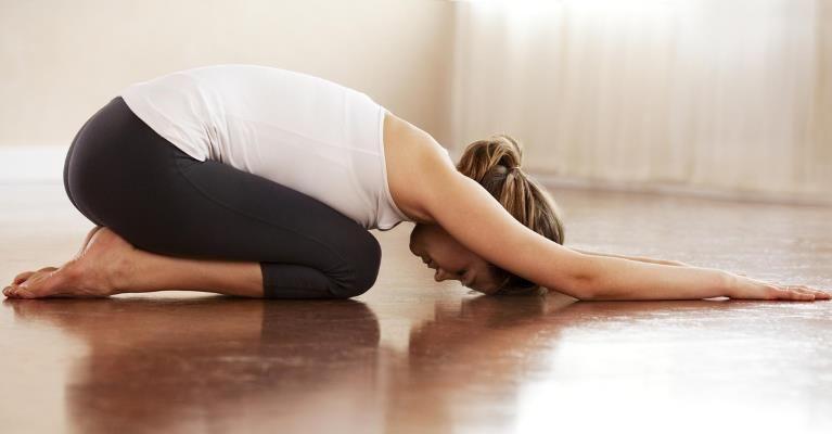 yin yoga pendant le déconfinement
